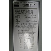 EGS HEVI-DUTY Transformer HS5F5AS