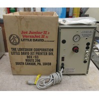 Loveshaw Little David Ink Pump System Jet Jr. II & VersaJet II CPJA10-110