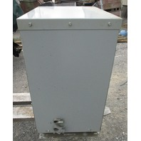 3 Phase General Electric 45KVA Transformer 9T23B3853 HV 480 LV 480/270