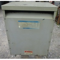3 Phase General Electric 30KVA Transformer 9T23B3872