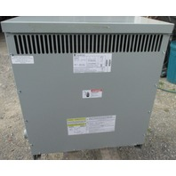 3 Phase General Electric 75KVA Transformer 9T83B3814