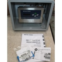 Mettler Toledo IND331Harsh panel mount terminal