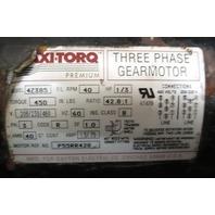 Dayton Maxi-Torq Motor 4Z385