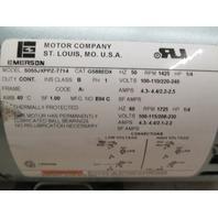 Gast Pump Motor 0523-101Q-G588EDX