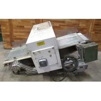 """Goring Kurr Tektamet Metal Detector 20"""" x 7 1/2"""" Conveyor Belt"""