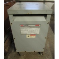 Federal Pacific Transformer T4T15 - 15 KVA 480-208Y/120 V