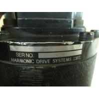 Harmonic Drive with Yaskawa Motor SGM-08A3CK11