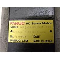 Fanuc Servo Motor A06B-0512-B501 #8008