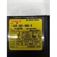 Fanuc Servo Drive A06B-0501-B004-R