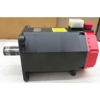 Fanuc AC Servo Motor A06B-0501-B004#0008 R