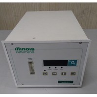 Illinois Instuments Model 913 Oxygen Analyzer with Turbopurge 900-055 attachment