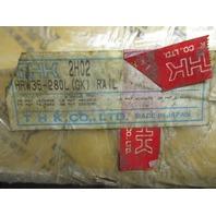 THK 2H02 HRW35-280L (GK) RAIL, U Guide