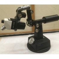Bausch & Lomb Stereozoom 7 3D microscope with muti adjusting heavy boom stand