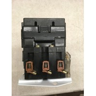 Square D Company 8536, Size 3, Series A,+ Elec. Interlock