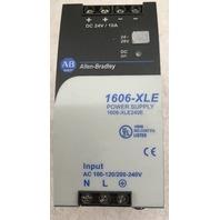 ALLEN BRADLEY 1606-XLE240E Series A, Power Supply