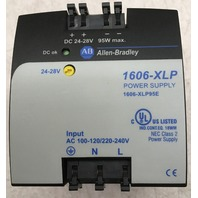 ALLEN BRADLEY 1606-XLP95E Series A Power Supply