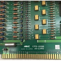MIIC CPD-0086-In Card