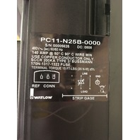 Watlow PC11-N25B-0000 SCR Power Controller 140 Amp