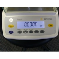 Sartorius ED124S Analytical Lab Electronic Balance Scale