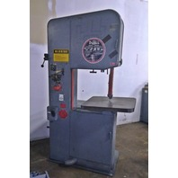 "DoAll 2013-U 20"" Vertical Bandsaw 208V with DBW-15 Butt Welder"