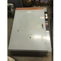 GE CR331FJ415B0A0A 300 Line Electrical cabinet