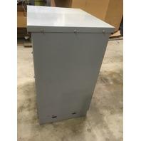 GE 9T23B3012 Transformer 50 KVA 480-480Y/277