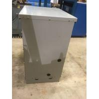 GE 9T23B3872 Transformer 30 KVA 480-208Y/120 V