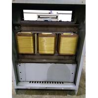 GE 9T23B3873 Transformer 45 KVA 480-208Y/120