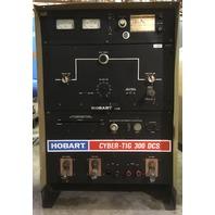 HOBART CYBER-TIG ARC WELDER, CT-300-DC-S