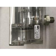 DWYER -SCFM AIR  Flowmeter, RMC-121-SSV