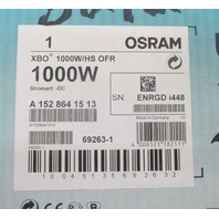 Osram Xenon Short Arc Display Lamp XBO 1000w