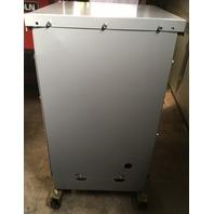GE 9T23B3871 Transformer 15 KVA 480-208 Y/120 V