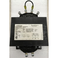 Dongan, Control Transformer .750 KVA, 240x480V, Single Phase, 50/60 Hz, Cat No. 50-0750-053