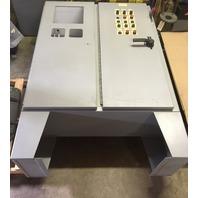 Innovative Controls- Electrical Pedestal Enclosure (60x50x20) w/o feet, F5-014/082-574