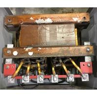 GE Transformer 9T23B2671, 25 KVA ,60 Hz, 506-217/240-120V