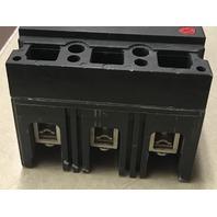 GE Industrial Circuit Breaker, 35 Amp, 480 VAC, 250 VDC, 3 pole Cat. No. TED134035