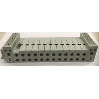 Numatics Block w/ Pneumatic Valves 239-1174