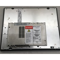 Allen Bradley Panelveiw  Color Display  2711P-RDT12C/C +Logic Module 2711P-RP1A/G