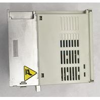 Toshiba Transistor Inverter VFS11-4007PL-WP(R5), 3 Ph, 380/500V, 0,75kW/1HP
