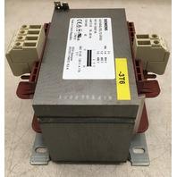 Siemens Transformer Primary 480V Secondary 120V 500 VA/2020 VA, 50/60 Hz, 1 PH