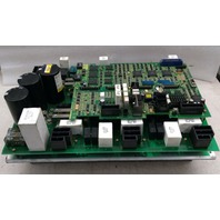 Fanuc A06B-6100-H001 Servo Amplifier A20B-2003-0131 / 02B With A16B-2100-0200/04C