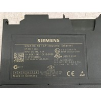 SIEMENS NET CP Industrial Ethernet CP343-1 Lean/ 343-1CX10-0XE0