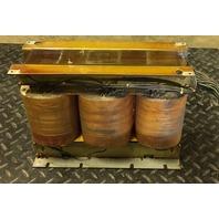 Fanuc  A80L-0028-0007 Pertronics Transformer 11 KVA
