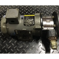 Grundfos Pump CRK4-40-U-W-A-AUUV with/Baldor Motor M3550