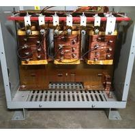 GE 480-208Y/120 45 KVA 3 Phase Transformer 9T23B3873