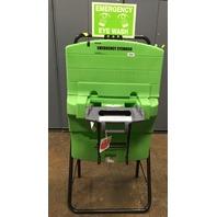 Fend ALL-Pure Flow 1000 Emergency Eye Wash Station W/ Stand, 32-005455