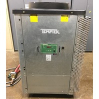 Temptek CF-10A Chiller, 10 Ton Air cooled Portable Water Chiller