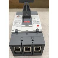 META MEC Industrial Circuit Breaker , Model- ABS 403U, 240V, 3 Pole, MAX 600V