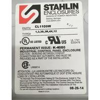 STAHLIN -Industrial Control Panel Enclosure CL1109W