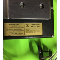 Aircheck Sampler- Model: 224-PCXR4, Powers up, W/ Hose and power cord